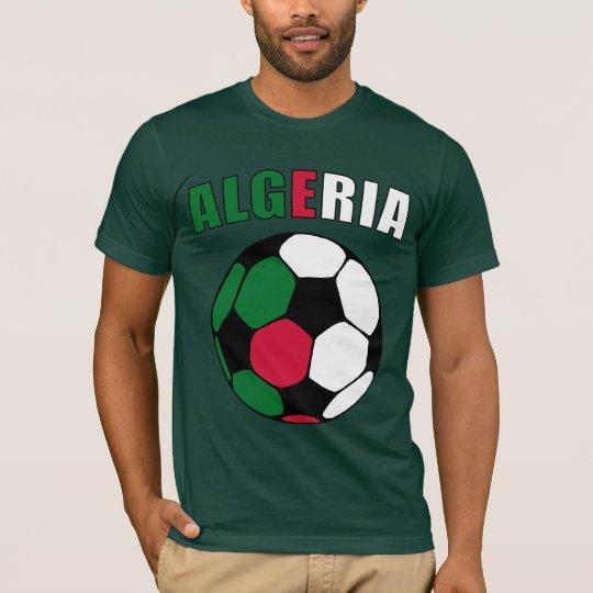 Algeria Footy (Dark) T-Shirt