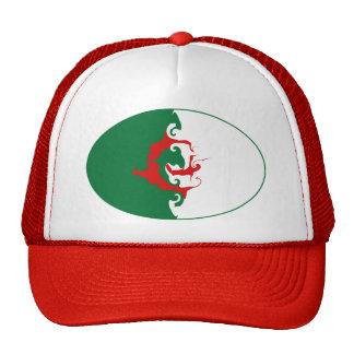 Algeria Gnarly Flag Hat