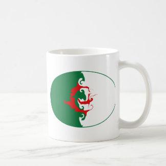 Algeria Gnarly Flag Mug