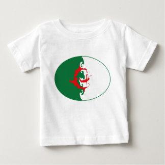 Algeria Gnarly Flag T-Shirt