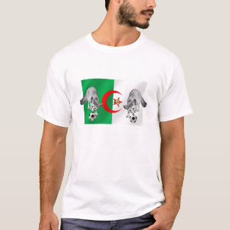 Algeria Les fennecs soccer lovers gifts T-Shirt