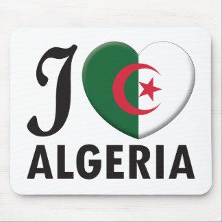 Algeria Love Mouse Pad