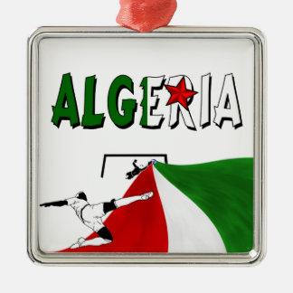 Algeria Metal Ornament