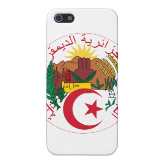 Algeria National Emblem Cover For iPhone SE/5/5s