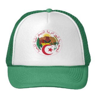Algeria National Emblem Trucker Hat