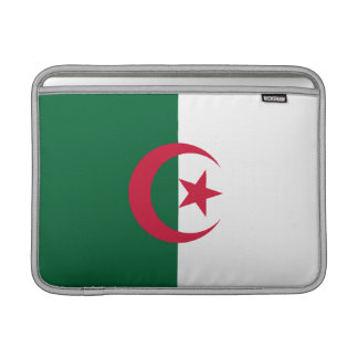 Algeria National Flag MacBook Sleeve