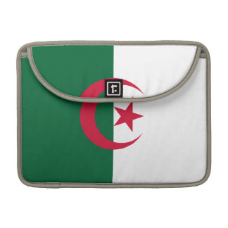 Algeria National Flag Sleeve For MacBook Pro