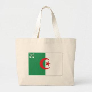 Algeria Naval Ensign Jumbo Tote Bag