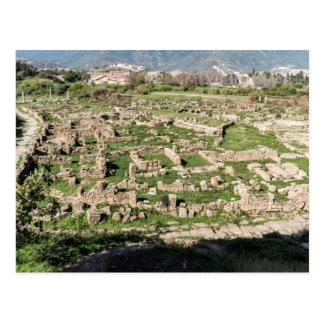 Algeria - Novel ruins At Hippo Regius - Annaba