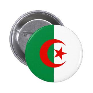Algeria Pinback Button