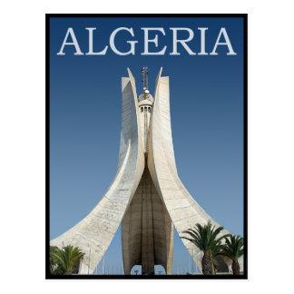 Algeria Postcard