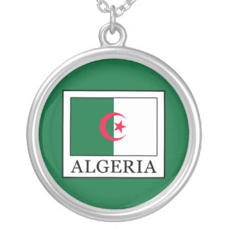 Algeria Silver Plated Necklace