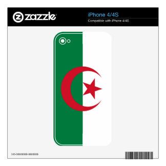 ALGERIA iPhone 4S SKIN