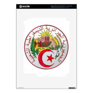 Algeria Skin For iPad 3