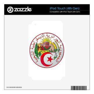 Algeria Skin For iPod Touch 4G