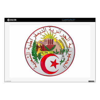 "Algeria Skins For 17"" Laptops"