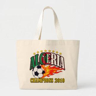 Algeria Soccer 2010 Jumbo Tote Bag