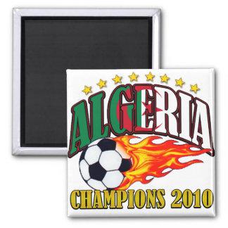 Algeria Soccer 2010 Magnets