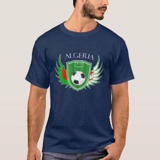 Algeria Soccer Ball Football T-Shirt