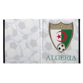 Algeria Soccer iPad Cases