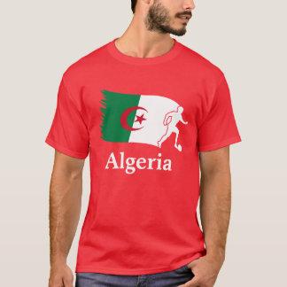 Algeria  Soccer Flag T-Shirt