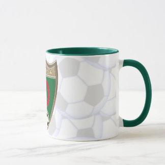 Algeria Soccer Mug