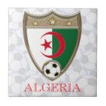 Algeria Soccer Tiles