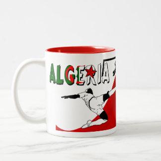 Algeria Two-Tone Coffee Mug