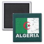 Algeria Vintage Flag Magnets