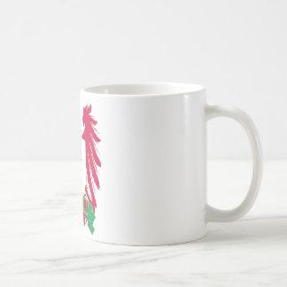 Algeria Winged Coffee Mug