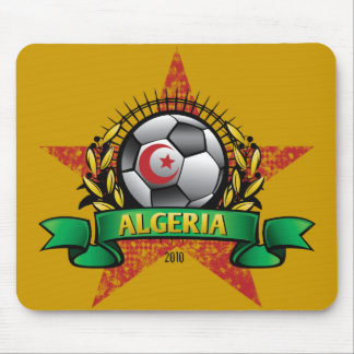 Algeria World Cup Mouse Pad