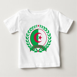 Algeria Wreath Baby T-Shirt