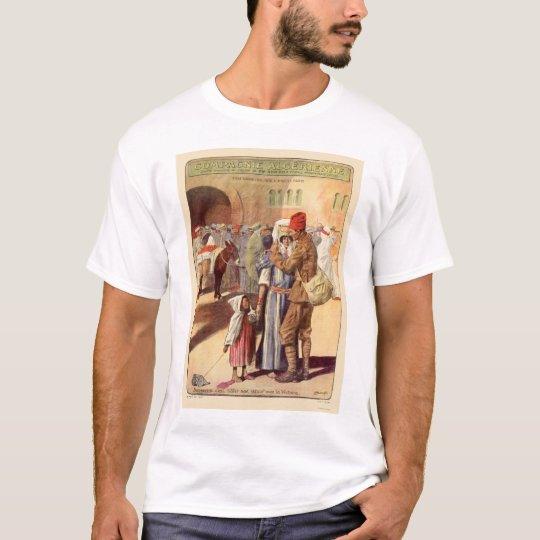 Algerian Company - Subscribe to the Loan T-Shirt