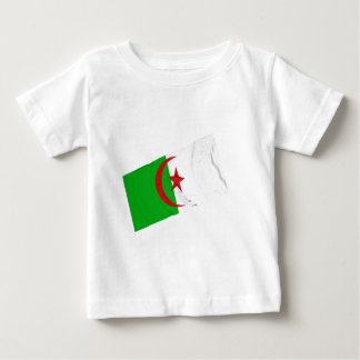 algerian flag baby T-Shirt