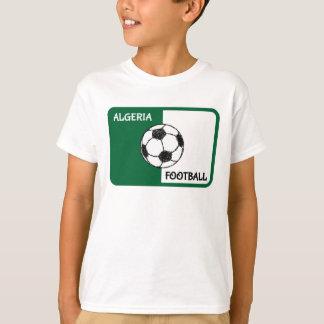 Algerian Flag | Football T-Shirt