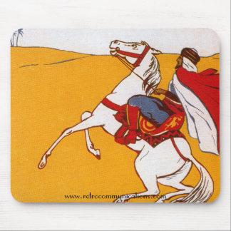Algerian Horseman Mousepad