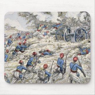 Algerian riflemen of the French army Mouse Pad