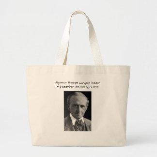 Algernon Bennet Langton Ashton Large Tote Bag