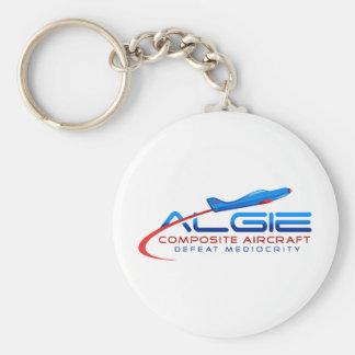 Algie Composite Aircraft Apparel Key Chain