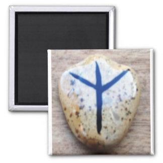 Algiz 2 Inch Square Magnet