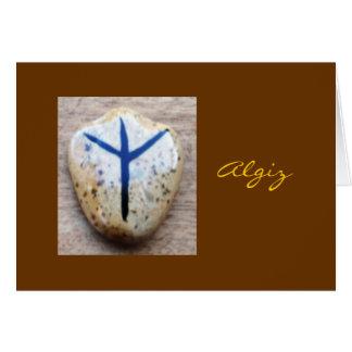 Algiz Card