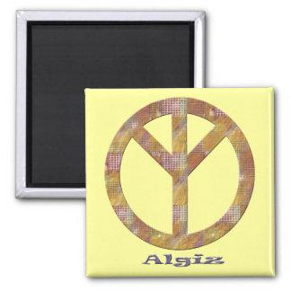 Algiz Magnet