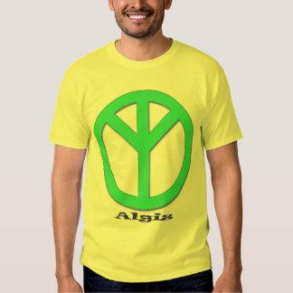 Algiz Peace T-Shirt