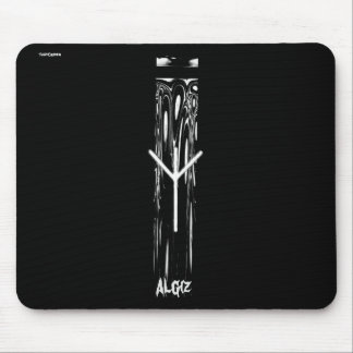 ☼ Algiz - the Rune of Protection ☼ Mouse Pad