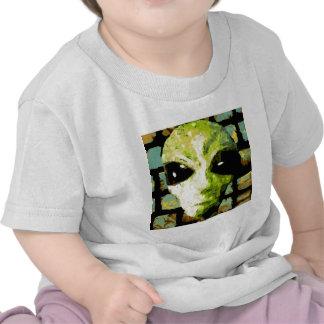 algo extraño camisetas