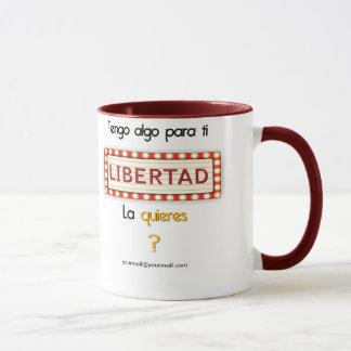 Algo para ti - Display Mug