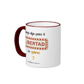 Algo para ti - Display Mugs