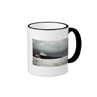 Algocen on the St. Clair River Ringer Mug