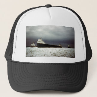 Algocen on the St. Clair River Trucker Hat