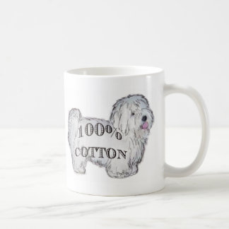 Algodón 100% taza